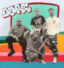 DARE - S/T EP